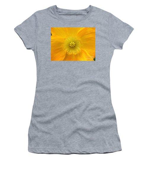 Poppy 2 Women's T-Shirt (Athletic Fit)