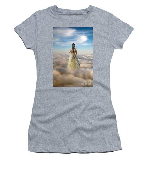 Princess In Gas Mask 3 Women's T-Shirt