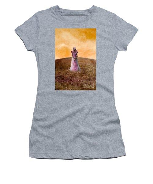 Princess In Gas Mask Women's T-Shirt