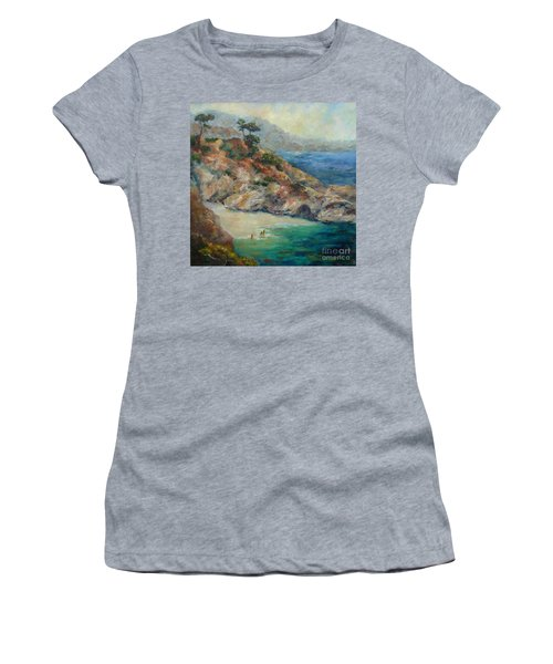 Pt Lobos View Women's T-Shirt