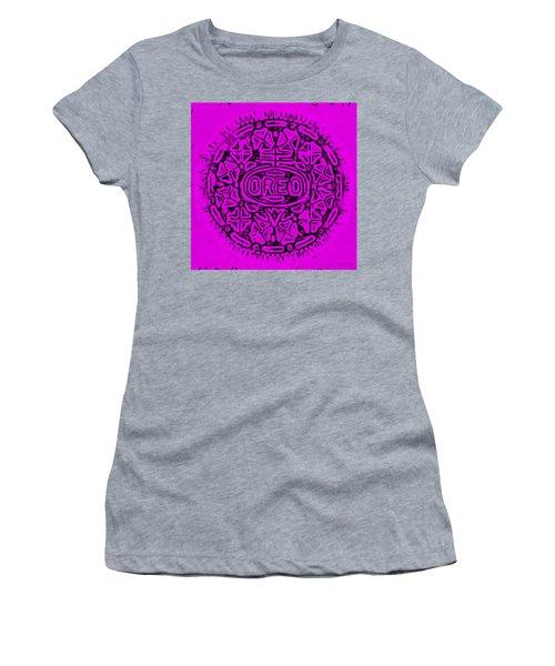 Purple Oreo Women's T-Shirt