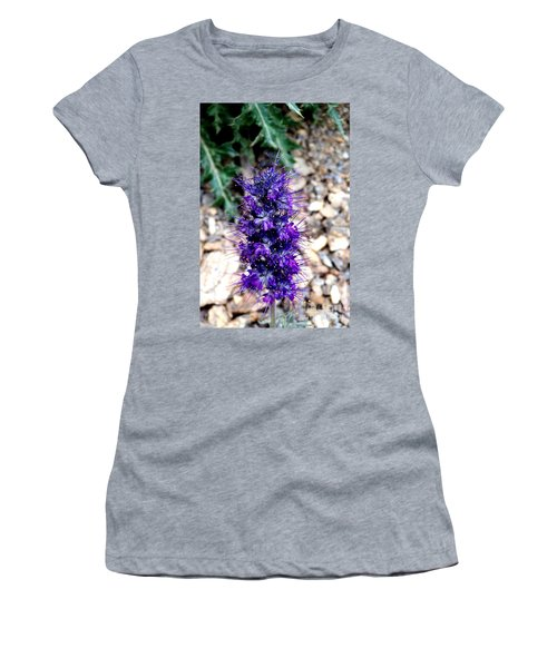 Purple Reign Women's T-Shirt (Athletic Fit)