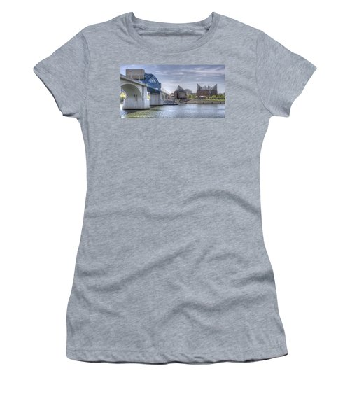Riverfront Women's T-Shirt (Athletic Fit)