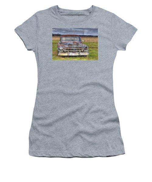 Rusty Old Cadillac - Torcwori Women's T-Shirt