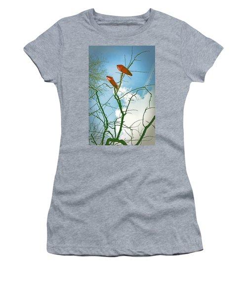 Shoes In The Sky Women's T-Shirt