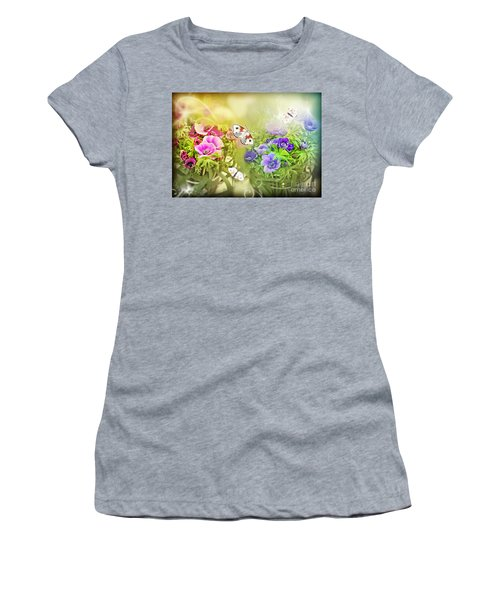 Spring Flowers  Women's T-Shirt