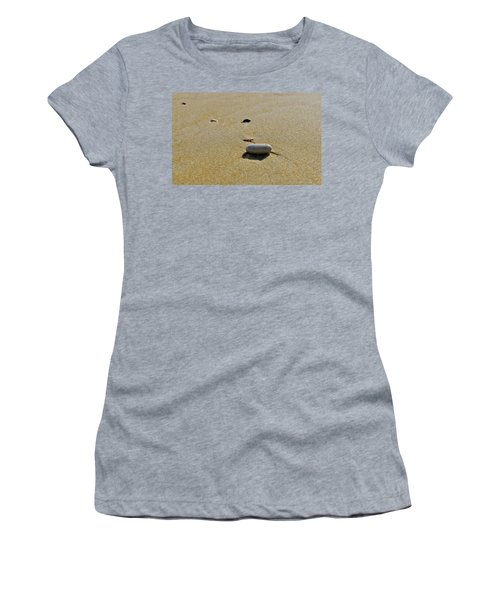 Stones In The Sand Women's T-Shirt