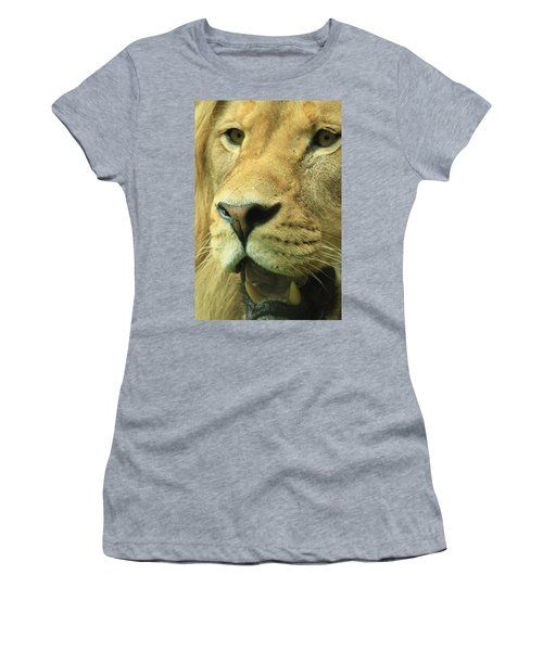 The Face Of God Women's T-Shirt (Athletic Fit)