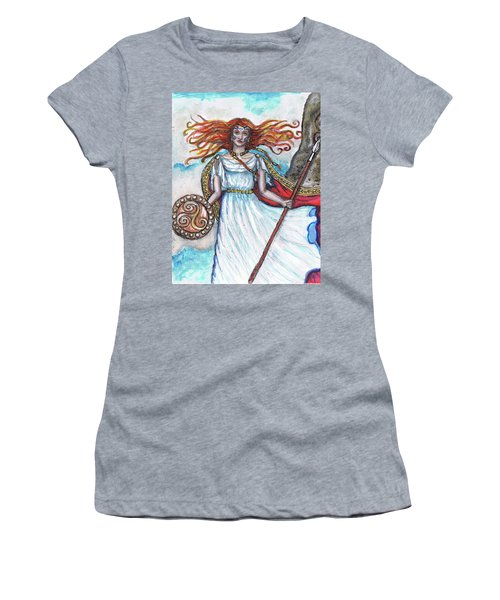 The Morrigan Women's T-Shirt (Athletic Fit)