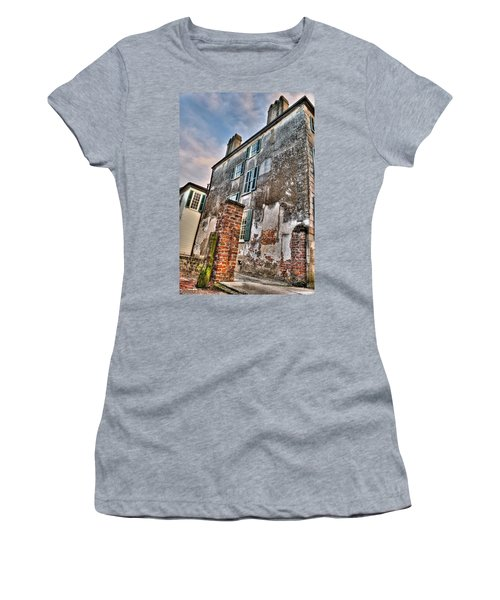The Past Revealed Women's T-Shirt (Athletic Fit)