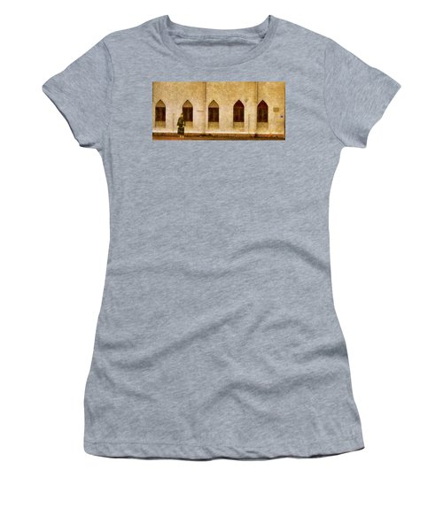 The Waiting Women's T-Shirt (Athletic Fit)