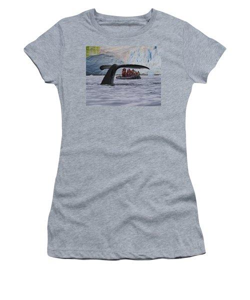 Total Fluke Women's T-Shirt (Athletic Fit)