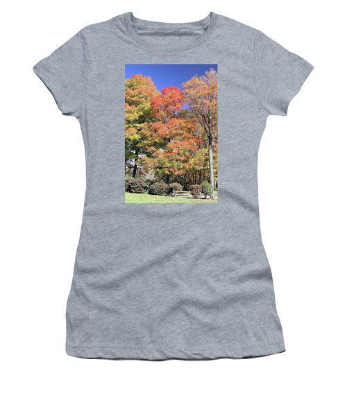 Upj Campus Autumn  Women's T-Shirt