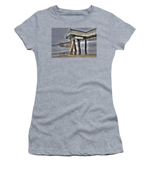 Venice Pier Industrial 2 Women's T-Shirt