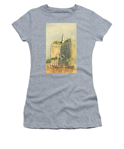 Villa Riviera Another View Women's T-Shirt