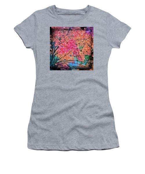 Vine Maple - Fall Color Women's T-Shirt