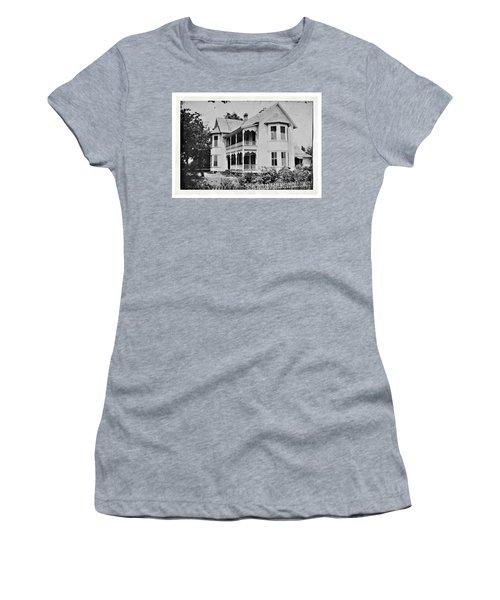 Vintage Victorian House Women's T-Shirt
