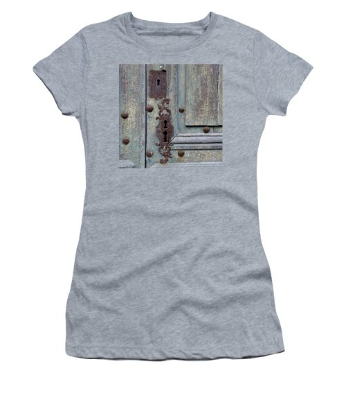 Women's T-Shirt (Junior Cut) featuring the photograph Weathered by Lainie Wrightson