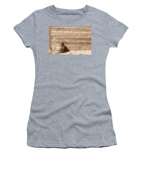 Women's T-Shirt (Junior Cut) featuring the photograph Wild West by Joe  Ng