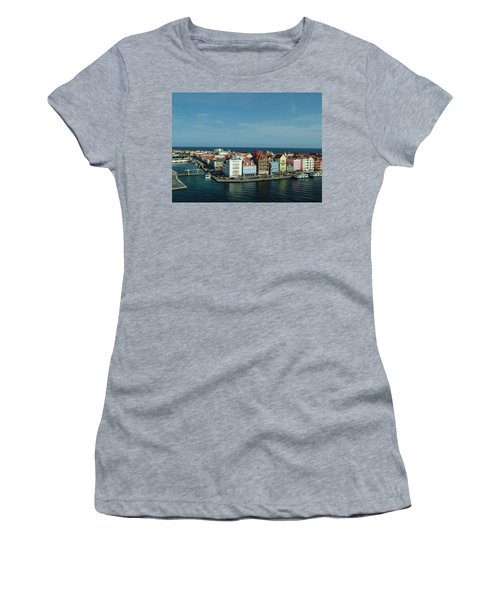 Willemstad Curacao Women's T-Shirt