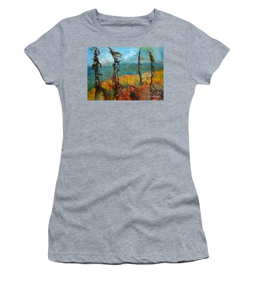 Windswept Pines Women's T-Shirt