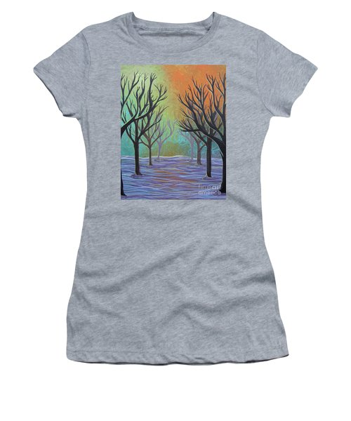 Winter Solitude 11 Women's T-Shirt