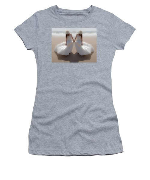 Working With The Wind Women's T-Shirt
