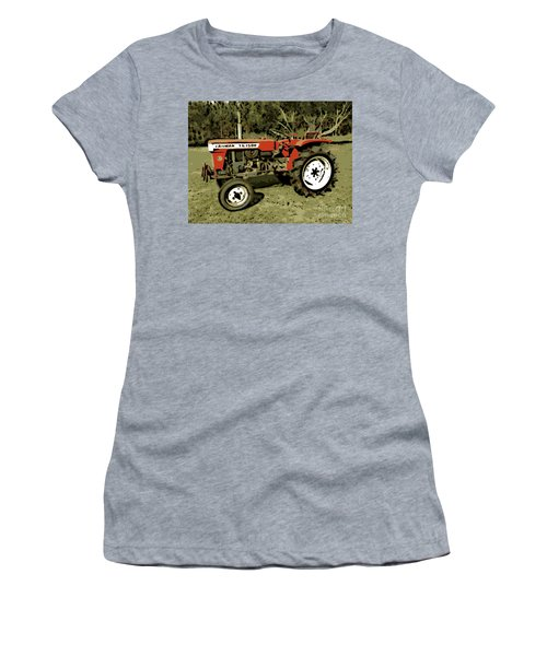 Yanmar Women's T-Shirt (Athletic Fit)