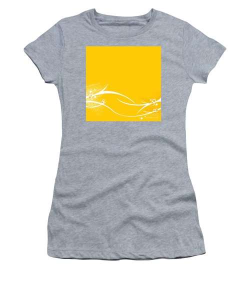 Yellow Twigs Women's T-Shirt