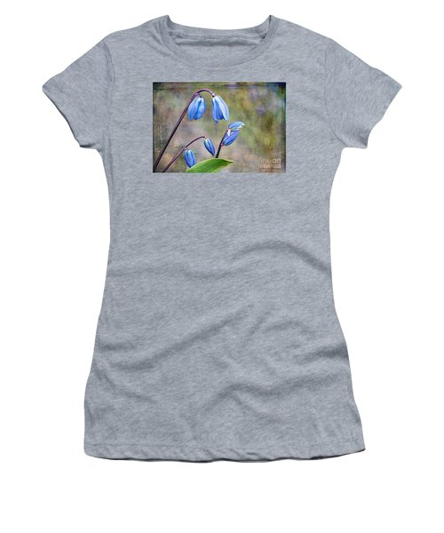 Bluebells And Beyond Women's T-Shirt (Athletic Fit)