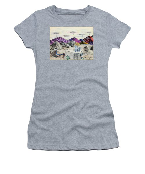 Lost Childhood Women's T-Shirt