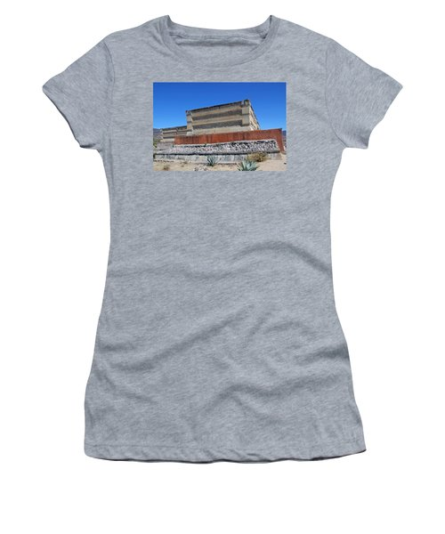 @ Mitla Oaxaca Mexico Women's T-Shirt (Athletic Fit)