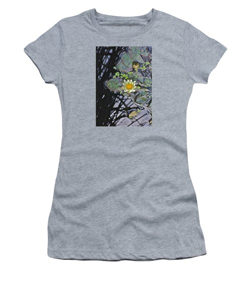September White Water Lily Women's T-Shirt