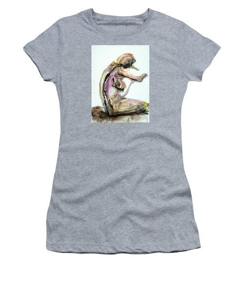 04953 Just So Women's T-Shirt (Junior Cut) by AnneKarin Glass