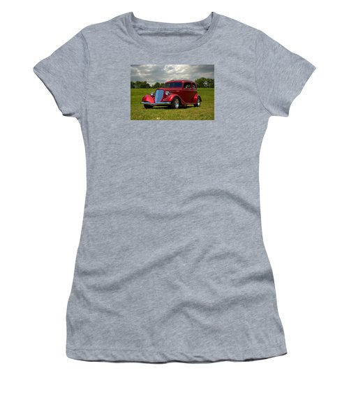 1933 Ford Vicky Hot Rod Women's T-Shirt