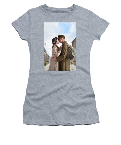 1940s Lovers Women's T-Shirt (Athletic Fit)