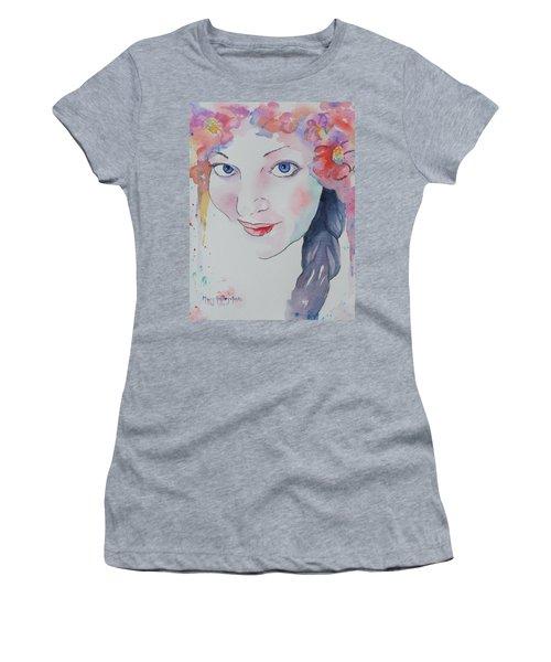 Alisha Women's T-Shirt (Athletic Fit)