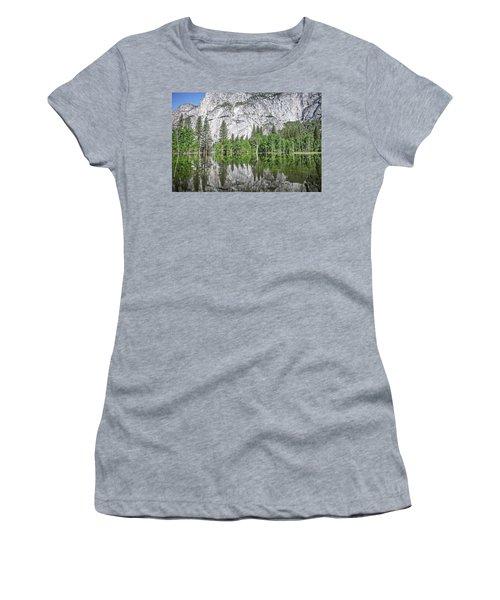 Amplitude Women's T-Shirt (Junior Cut) by Ryan Weddle