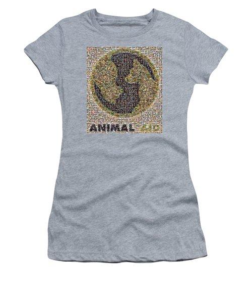Animal Aid 2017  Women's T-Shirt