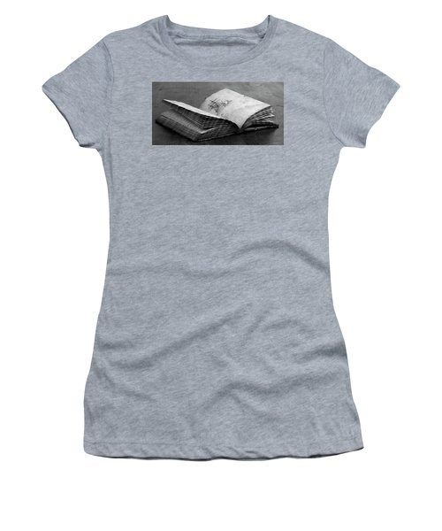 Antique Notebook Women's T-Shirt