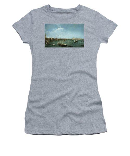 Bacino Di San Marco, Venice Women's T-Shirt