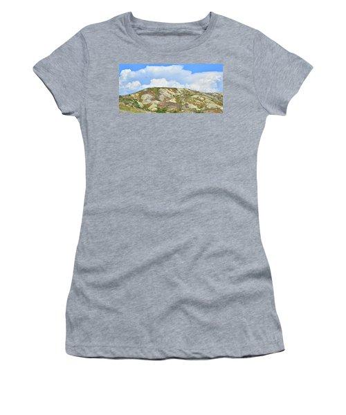 Badlands In Wyoming Women's T-Shirt