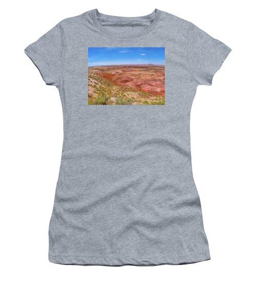 Badlands South Dakota Women's T-Shirt