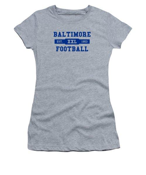 Baltimore Colts Retro Shirt Women's T-Shirt