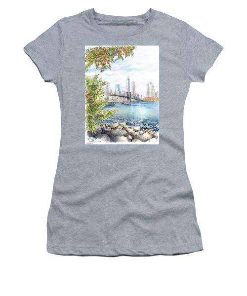 Blooklyn Newyork  Women's T-Shirt