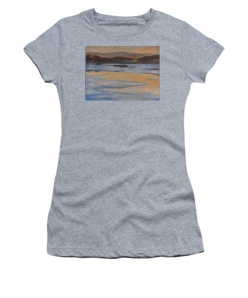 Broken Ice Women's T-Shirt (Athletic Fit)