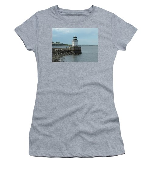 Bug Light Women's T-Shirt (Athletic Fit)