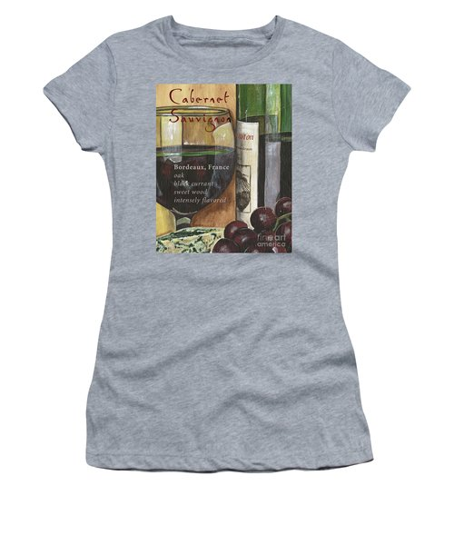 Cabernet Sauvignon Women's T-Shirt