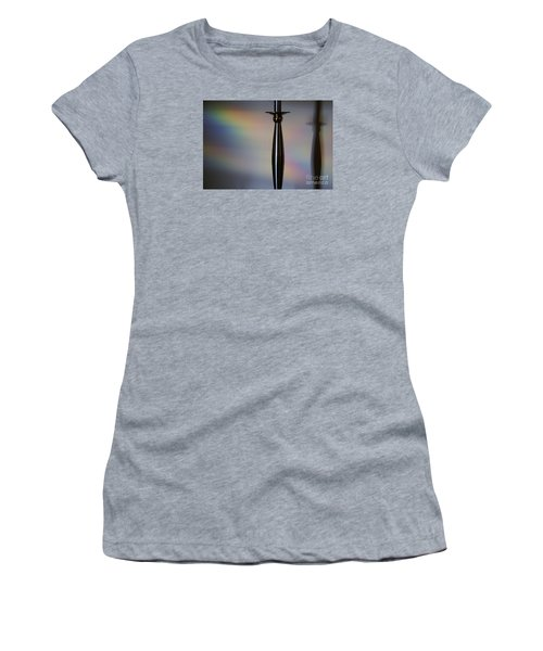 Casting Shadows Women's T-Shirt (Junior Cut) by Linda Shafer