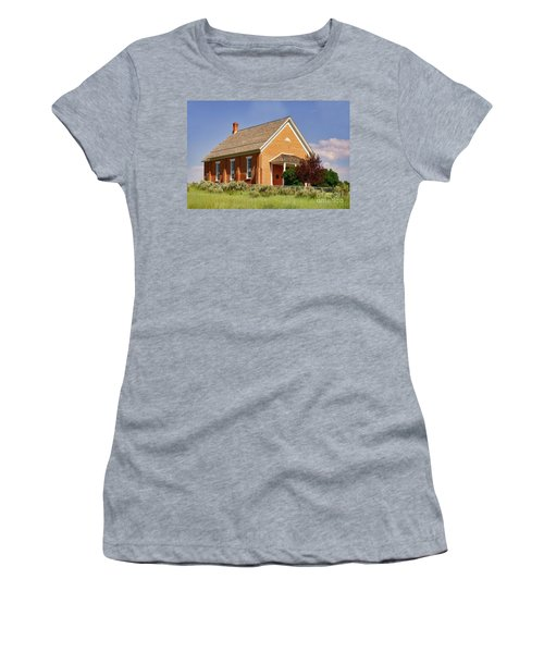 Chesterfield Church Women's T-Shirt (Athletic Fit)